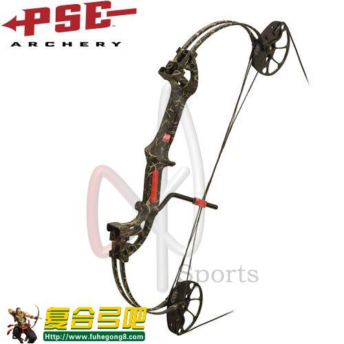 PSE Mini Burner XT小火炉少年复合弓(2015)