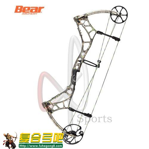 2015熊牌 场馆复合弓 Bear Venue Compound Bow