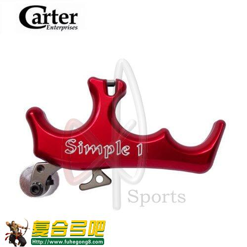Carter Simple 1 Thumb Trigger Release卡特简单1拇指触发撒放器