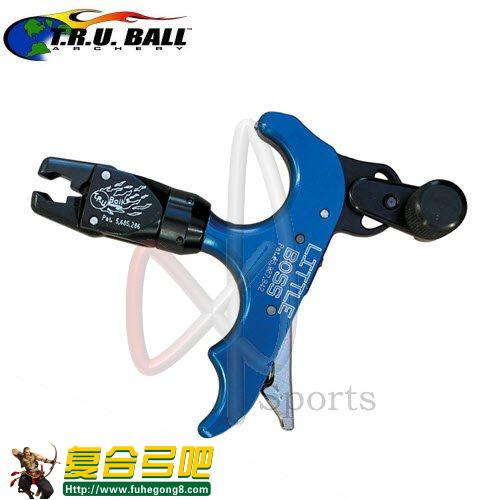 Tru Ball Little Boss 3-Finger Release舒豹的小老板三指撒放器