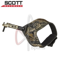 Scott Silverhorn Buckle Solid Swivel Rel...
