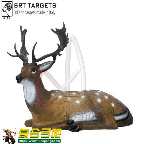SRT Bedded Deer TargetSRT头鹿箭靶