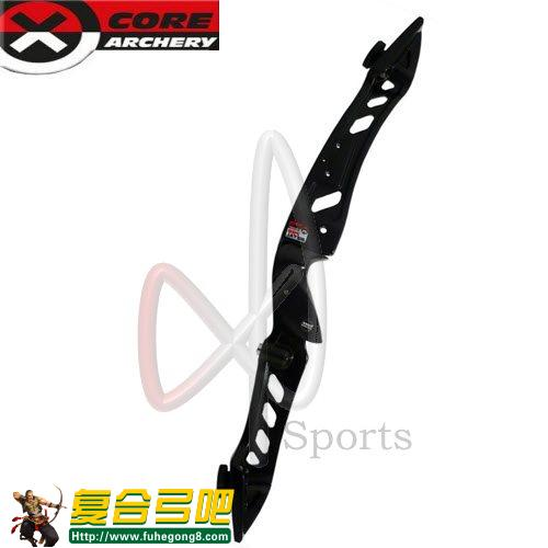 "Core Archery Initiatie Pro Metal 24"" RiserCore核心Archery24""要亲金属管"