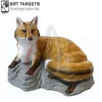 SRT Bedded Fox TargetSRT将狡猾的箭靶