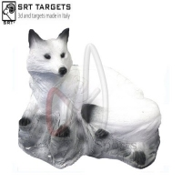 SRT Bedded White Fox TargetSRT层状白狐狸的箭靶