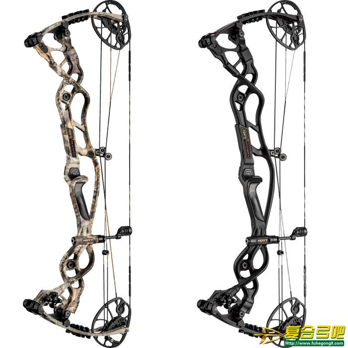 2018 HOYT Carbon RX-1 Turbo 霍伊特碳素RX-1涡轮turbo复合弓